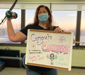 Chiropractic Nanuet NY Testimonial Maryanne