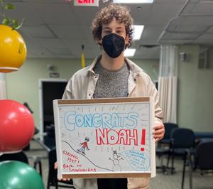 Chiropractic Nanuet NY Testimonials Noah