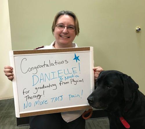 Chiropractic Nanuet NY Testimonial Danielle