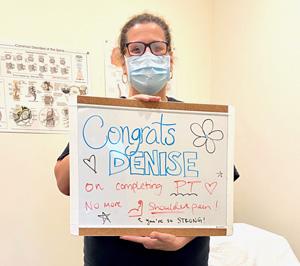 Chiropractic Nanuet NY Testimonial Denise