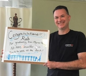 Chiropractic Nanuet NY Testimonial Rob